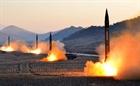 Điện Kremlin bác bỏ mối liên quan giữa vụ thử tên lửa với chuyến thăm của nhà lãnh đạo Triều Tiên