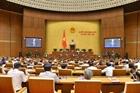 Quốc hội chất vấn Bộ trưởng Bộ Xây dựng