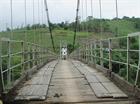 Cầu treo dân sinh: Nỗi niềm hai bờ