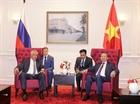 Đẩy mạnh quan hệ hợp tác giữa Bộ Công an Việt Nam và Bộ Nội vụ Liên bang Nga