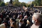 Thổ Nhĩ Kỳ muốn có thêm nước giám sát thỏa thuận ngừng bắn ở Nagorno-Karabakh