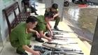 Công tác vận động thu hồi vũ khí, vật liệu nổ ở huyện miền núi Tân Phú