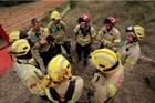 Tây Ban Nha: Công nghệ AI bảo vệ lính cứu hỏa