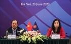 Họp báo về Hội nghị Cấp cao ASEAN lần thứ 36