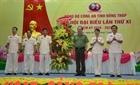Đại hội đại biểu Đảng bộ Công an tỉnh Đồng Tháp lần thứ XI