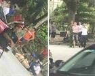 Bắt giữ đối tượng đâm xe vào tổ công tác làm 1 cảnh sát bị thương