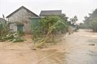 Mưa lũ gây thiệt hại tại các tỉnh miền Trung, Tây Nguyên