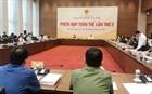 Khai mạc Phiên họp toàn thể lần thứ 2 của Ủy ban Quốc phòng và An ninh