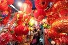 Người dân Trung Quốc chuẩn bị đón năm mới