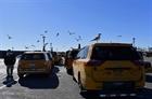 Đại dịch Covid-19 đe dọa biểu tượng taxi vàng của New York