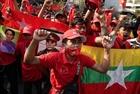 Myanmar bắt người biểu tình phản đối đảo chính