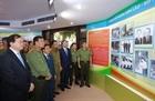Triển lãm Công an nhân dân Lào – Việt Nam – Thắm tình hữu nghị