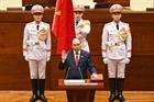 Phát biểu nhậm chức Chủ tịch nước của đồng chí Nguyễn Xuân Phúc