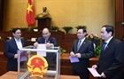 Quốc hội tiếp tục kiện toàn các chức danh lãnh đạo nhà nước
