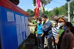 6 xã biên giới Quảng Nam bầu cử sớm