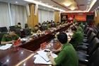 Bộ trưởng Tô Lâm làm việc với Cục Cảnh sát môi trường