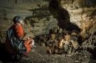 Những phát hiện mới về hang động của người Maya