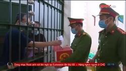 Không khí bầu cử ở trại tạm giam