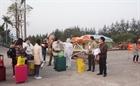 Đưa người lao động tại huyện Việt Yên tạm thời về nơi cư trú