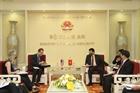Thứ trưởng Lương Tam Quang tiếp Đại biện Hoa Kỳ tại Việt Nam