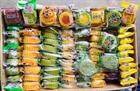 Bánh trung thu mini siêu rẻ tràn lan chợ mạng
