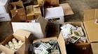 Tạm giữ 7.700 sản phẩm thuốc vảo vệ thực vật không rõ nguồn gốc