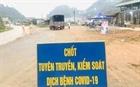 Tái lập các chốt chống dịch COVID-19 tại Sơn La