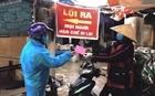 TP. Hải Dương phát thẻ đi chợ cho người dân