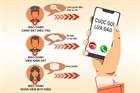 App giả mạo, gọi điện, nhắn tin lừa người bất cẩn