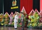 Công bố quyết định về công tác cán bộ tại Công an tỉnh Đắk Lắk
