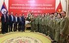 Hợp tác giữa lực lượng công an Việt Nam - Lào ngày càng bền chặt