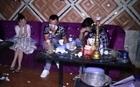 Bắt quả tang nhóm người dùng ma túy ngay trong phòng hát