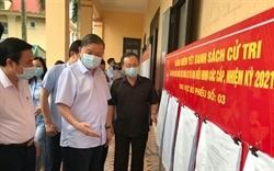 Bộ trưởng Tô Lâm tiếp xúc cử tri vận động bầu cử tại Hưng Yên