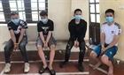 Bắt giữ 4 người Trung Quốc nhập cảnh trái phép vào Vĩnh Phúc