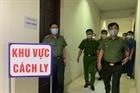 Thứ trưởng Nguyễn Văn Sơn kiểm tra khu cách ly tập trung của Bộ Công an
