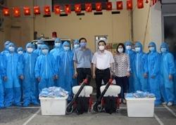 52 y bác sỹ Bệnh viện 199 sẵn sàng lên đường chi viện cho Bắc Giang