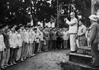 Lực lượng CAND đẩy mạnh học tập và làm theo tư tưởng đạo đức phong cách Hồ Chí Minh