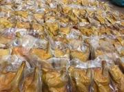 Gà ủ muối hoa tiêu nhập nhèm nguồn gốc