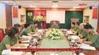 Thứ trưởng Trần Quốc Tỏ làm việc với Cơ quan UBKT Đảng ủy Công an TƯ