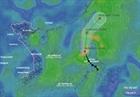 Bão số 1 giật cấp 10 hình thành trên biển