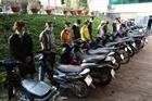 Quảng Ngãi: Xử lý nhóm thanh thiếu niên đua xe trái phép