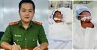 Thượng úy Công an kịp thời cứu sản phụ hạ sinh 2 bé gái