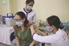Bệnh viện 199 đẩy nhanh tiến độ tiêm vắc xin cho lực lượng chống dịch