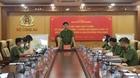 Bộ chỉ huy tiền phương Bộ Công an họp với Công an 25 tỉnh, thành phía nam