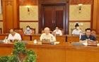 Tổng Bí thư chủ trì họp lãnh đạo chủ chốt về công tác phòng, chống dịch COVID-19