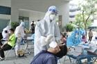 Giám sát chặt chùm ca bệnh COVID-19 phức tạp tại quận Long Biên