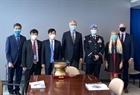 Thứ trưởng Nguyễn Văn Sơn hội đàm với Phó Tổng thư ký Liên Hợp Quốc