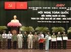 Biểu dương người có công tiêu biểu tham gia Chiến dịch Hồ Chí Minh