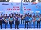 TP.HCM ra quân chương trình Tiếp sức mùa thi 2015