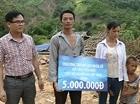 """Chương trình từ thiện """"Sau cơn lũ"""" tại Quảng Ninh"""